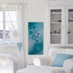 panou-uden700-lotus-albastru