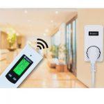 termostat wireless de ambient tip priza Uden-TW