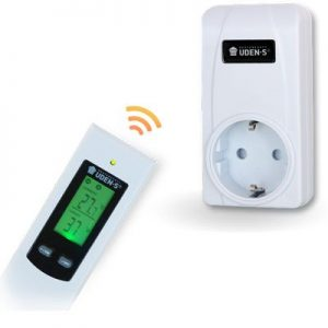 termostat wireless de ambient tip priza Uden-TW distanta