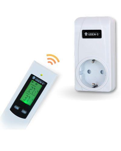 termostat wireless de ambient tip priza Uden-TW distanta