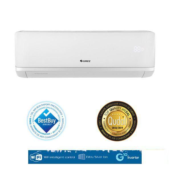 Gree Bora Inverter A2 White 18000BTU